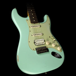 Fender Custom Shop Wildwood 10 '61 Relic Stratocaster Electric Guitar Surf Green