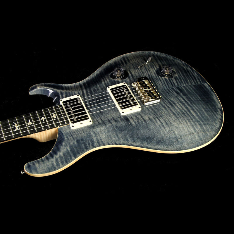 Used 2015 Paul Reed Smith Custom 22 Electric Guitar Faded Whale Blue 222803