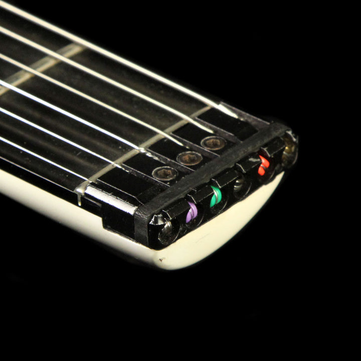 Used Steinberger GL2T TransTrem Electric Guitar White 5289