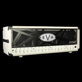 Used EVH 5150 III 100W Tube Guitar Head Amplifier White