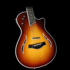 Taylor T5z Standard Acoustic/Electric Guitar Tobacco Sunburst