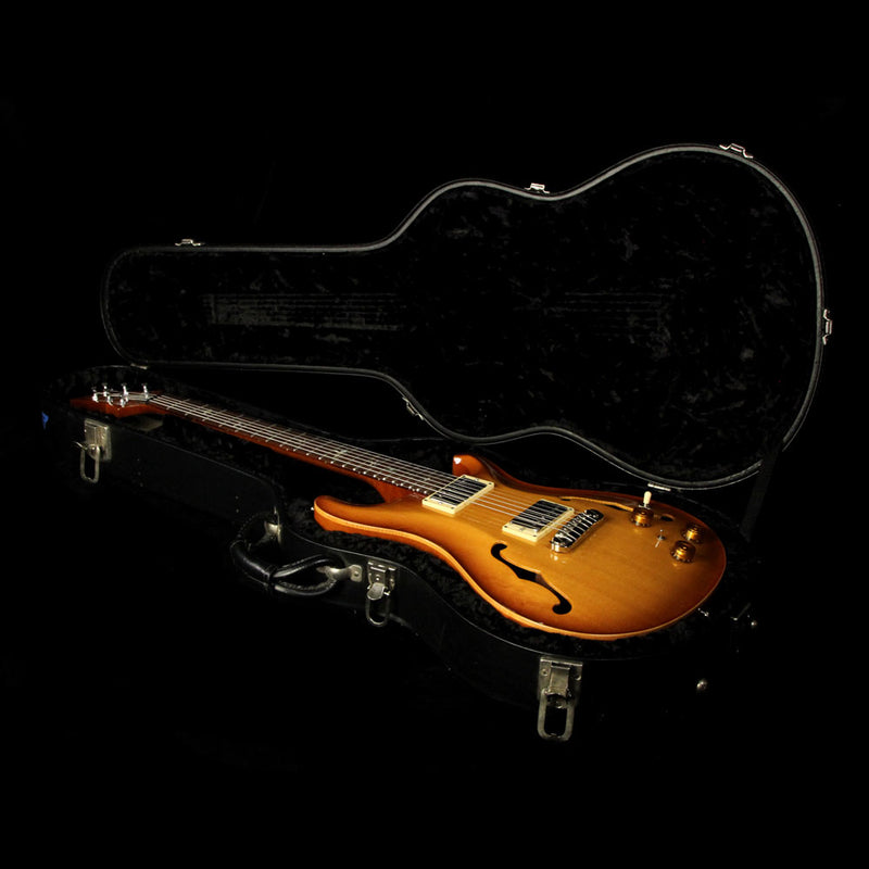 Used 2004 Paul Reed Smith McCarty Hollowbody Spruce Electric Guitar Vintage Natural 87739