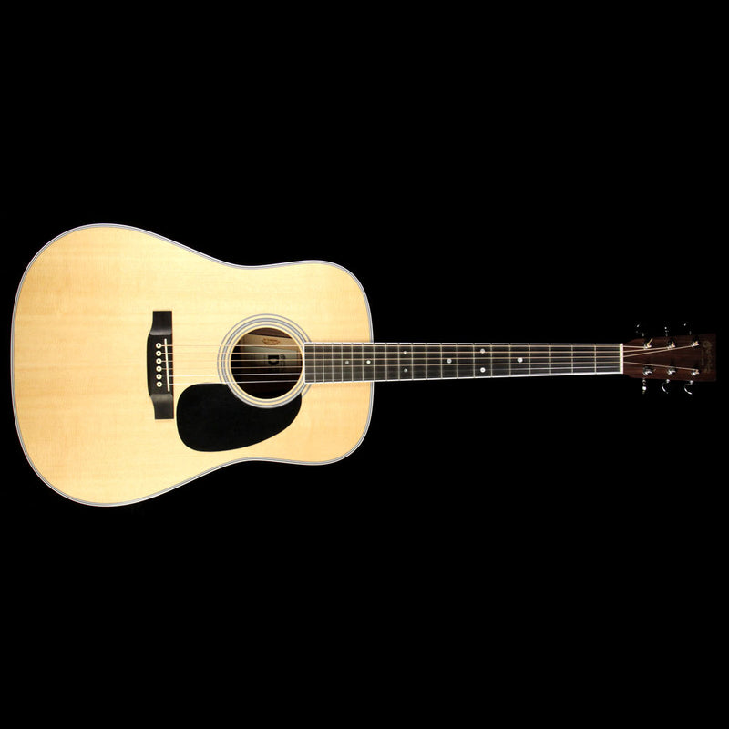 Used 2015 Martin D-35 Dreadnought Acoustic Guitar Natural 1921721