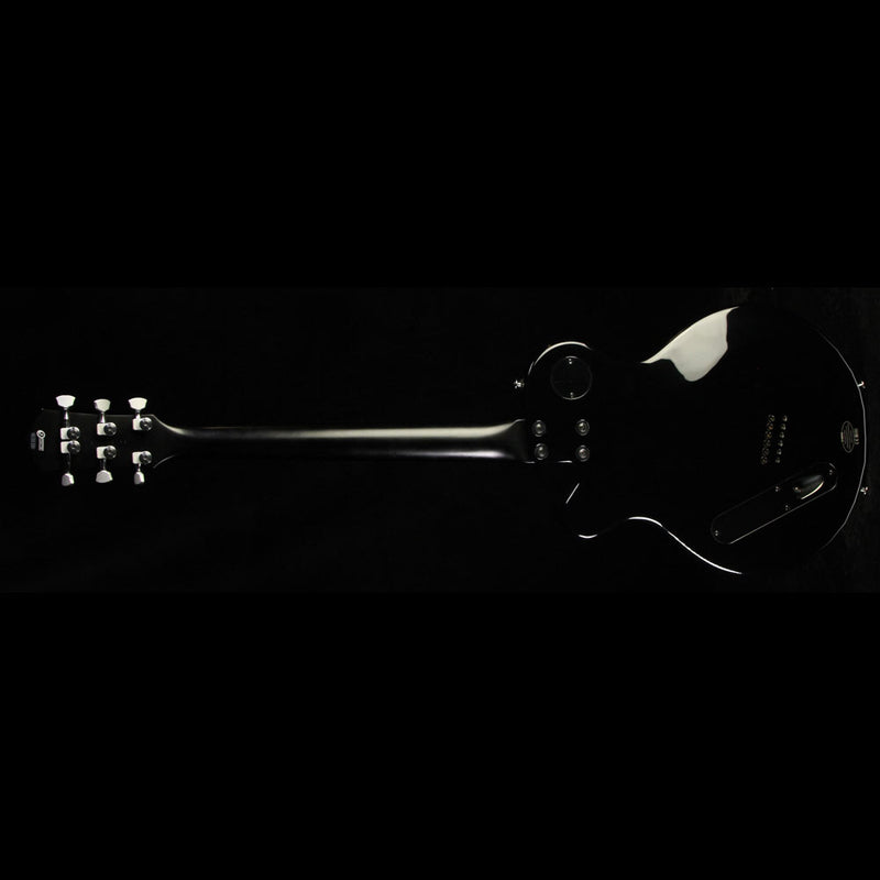 Used Yamaha AES820D6 Drop 6 Baritone Electric Guitar Black Q1Y1991185