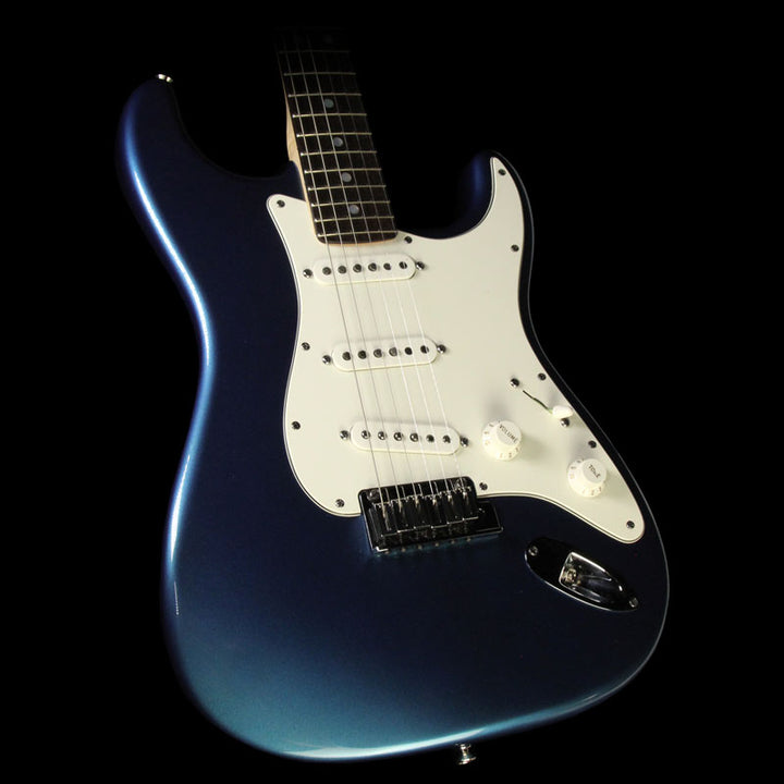 Used Fender Custom Shop Proto Stratocaster Electric Guitar Lake Placid Blue 1214