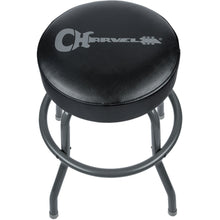 "Charvel 24"" Logo Bar Stool Black"