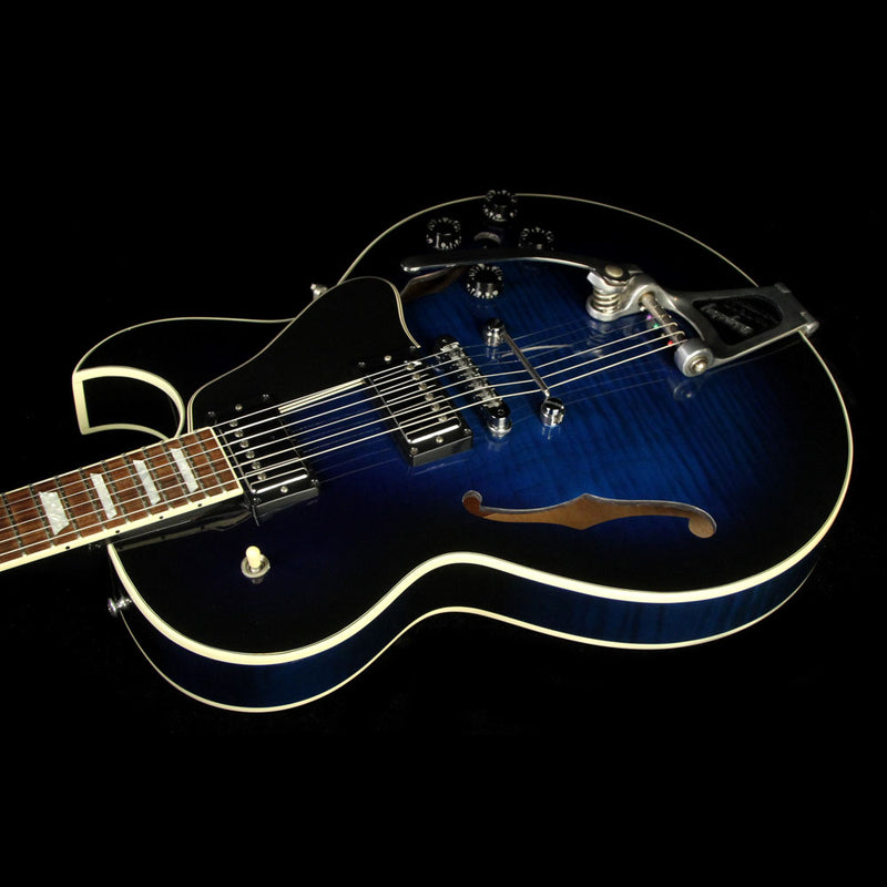 Used 2003 Gibson ES-137 Classic Electric Guitar Blues Burst