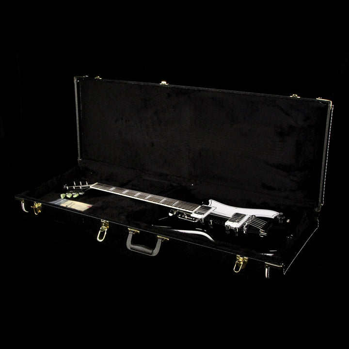 Used Eastwood Airline '59 2P Electric Guitar Black Airline 59 2P