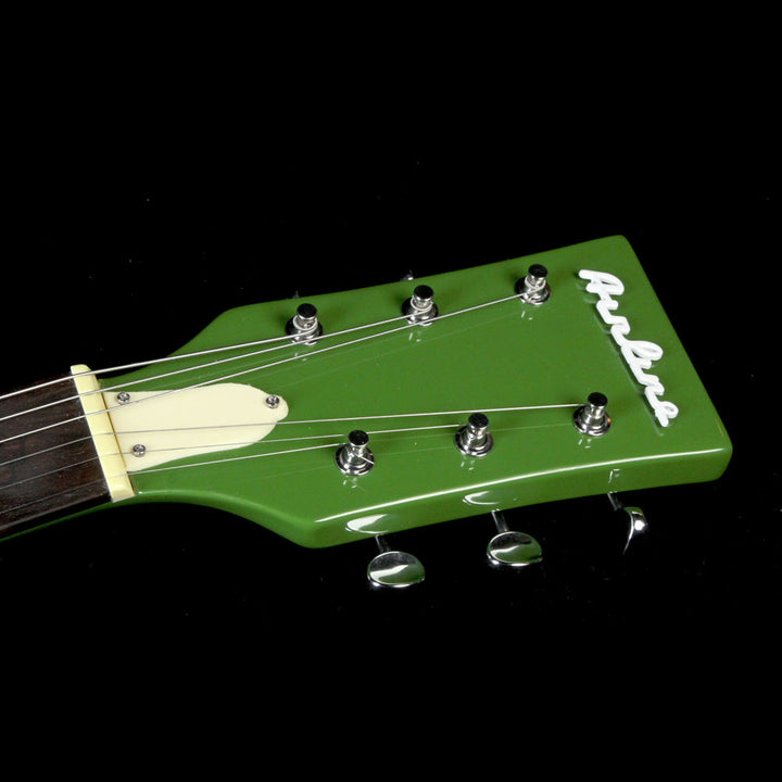 Used Eastwood Airline Bighorn Electric Guitar Green Airline Bighorn