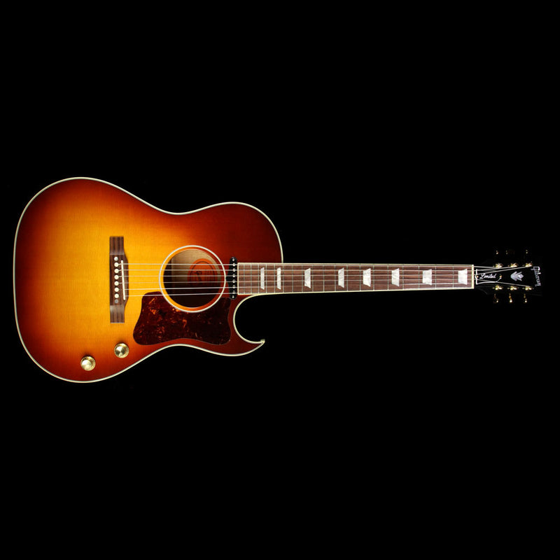 Used 2017 Gibson Montana CF-100E Collectors Edition Acoustic Guitar 10127023