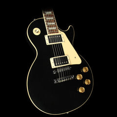 Used 2000 Gibson Les Paul Standard Electric Guitar Black