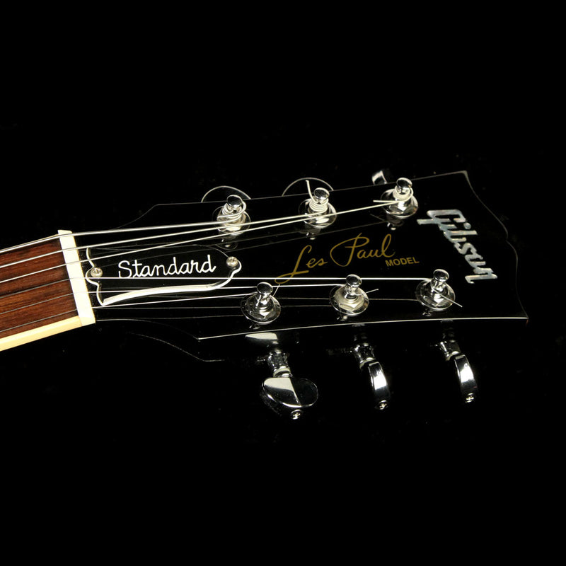 Used 2000 Gibson Les Paul Standard Electric Guitar Black 2360511
