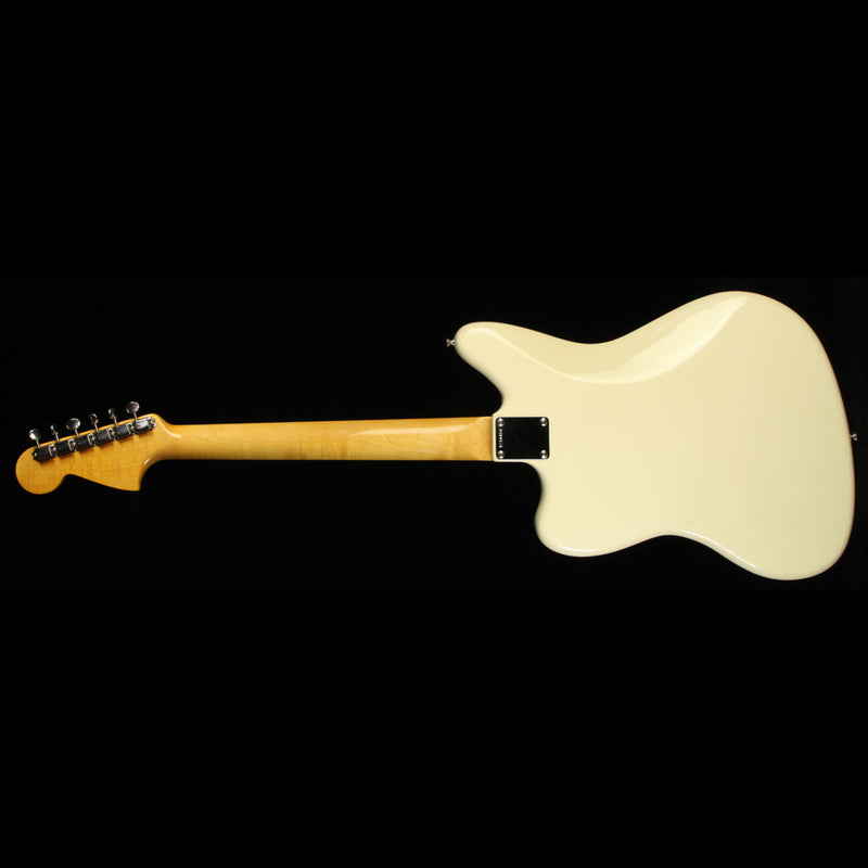 Used Fender Johnny Marr Signature Model Jaguar Electric Guitar Olympic White