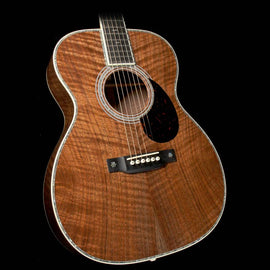 Martin Custom Shop 000-42 Claro Walnut Acoustic Guitar Natural