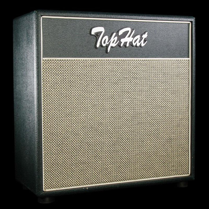 Used Top Hat Club Royale 20w 1x12 Electric Guitar Combo Amplifier Green C065
