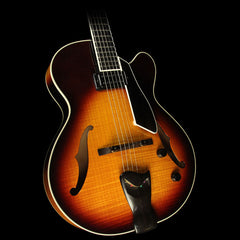 Used 1997 Fender Custom Shop Masterbuilt Steven Stern D'Aquisto Deluxe Archtop Electric Guitar Sunburst