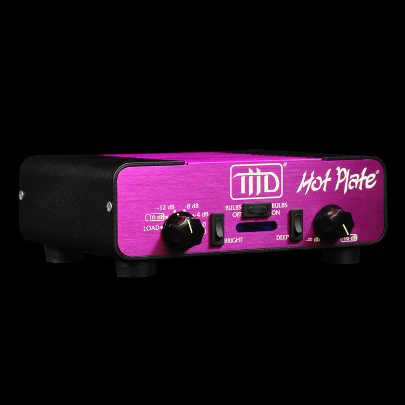 Used THD Electronics 8ohm Hot Plate Guitar Amplifier Attenuator N/A