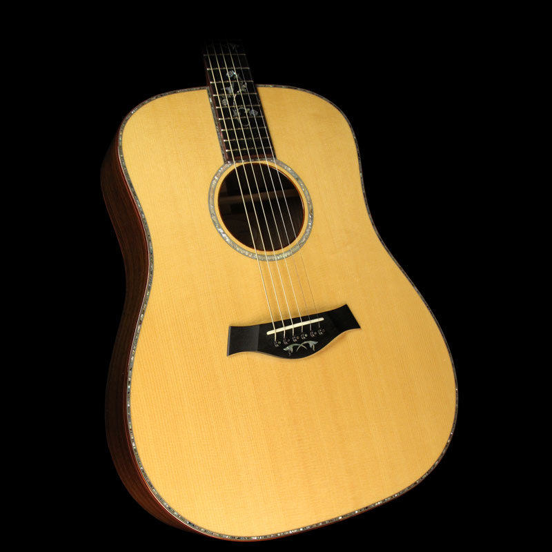 Used 2013 Taylor 910e Dreadnought Acoustic/Electric Guitar Natural