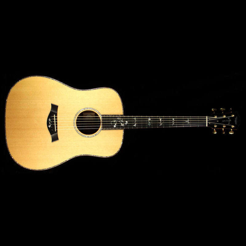Used 2013 Taylor 910e Dreadnought Acoustic-Electric Guitar Natural 1108223013