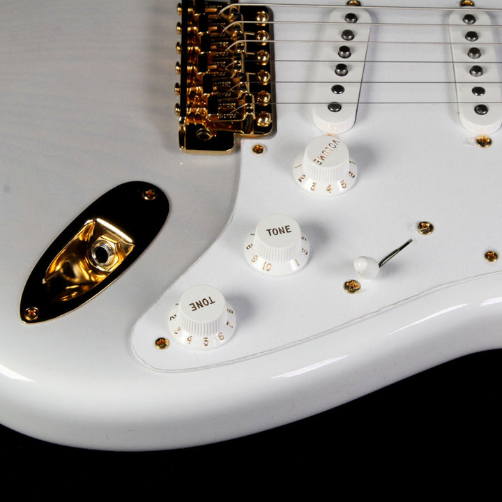Fender Custom Shop 1956 Roasted Ash Stratocaster NOS Electric Guitar Mary Kaye Blonde R93184