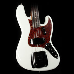 Fender Custom Shop '64 Jazz Bass Roasted Olympic White NOS