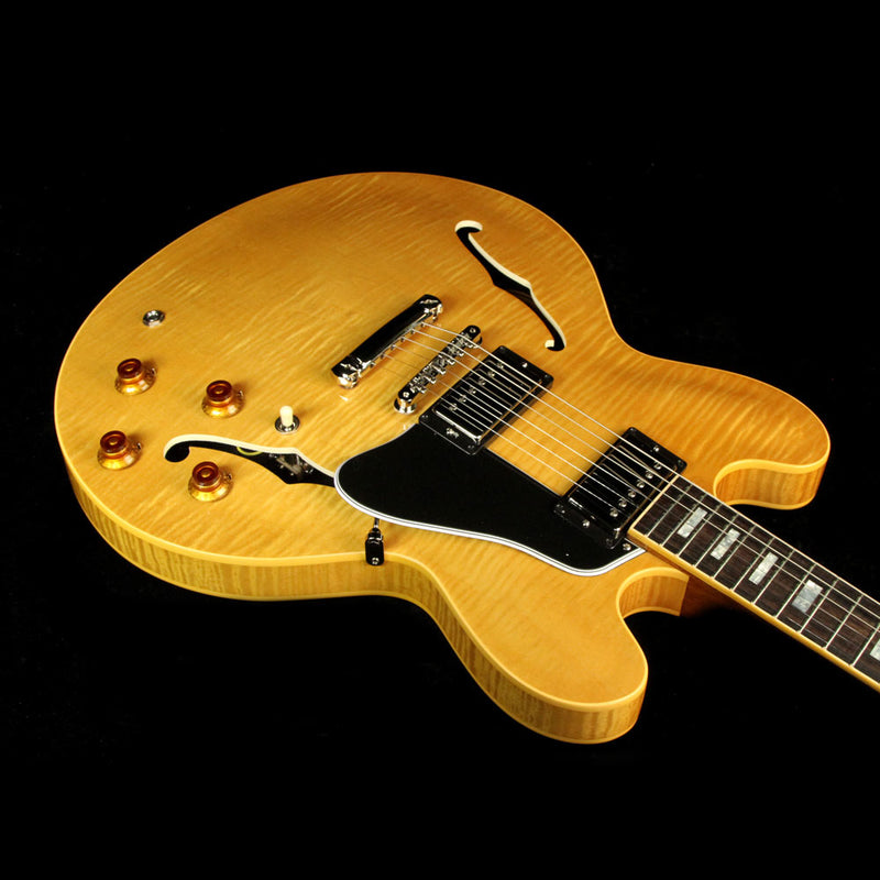 Used Gibson Memphis ES-335 Figured Electric Guitar Natural 11167715