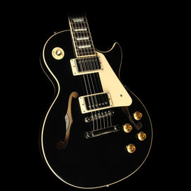 Gibson Memphis ES-Les Paul Electric Guitar Ebony