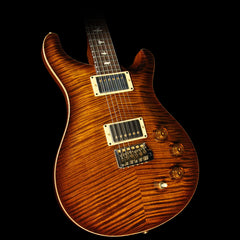 Used 2008 Paul Reed Smith Private Stock DGT David Grissom Electric Guitar Amberburst with Brazilian Rosewood Fretboard