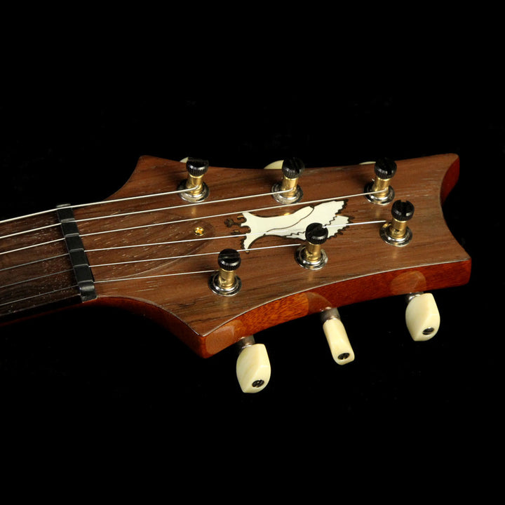 Used 2008 Paul Reed Smith Private Stock DGT David Grissom Electric Guitar Amberburst with Brazilian Rosewood Fretboard 08 137278
