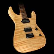 Charvel Custom Shop Dinky Hardtail Electric Guitar Natural Oil Finish