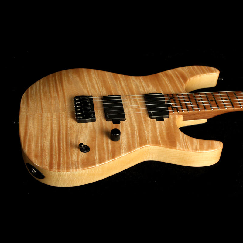 Charvel Custom Shop Dinky Hardtail Electric Guitar Natural Oil Finish C10385