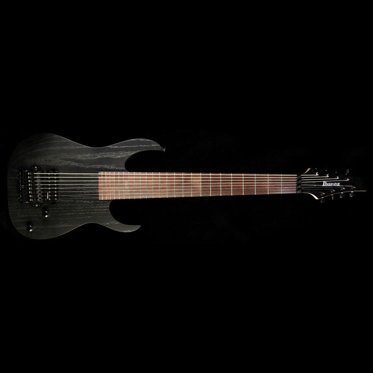 Ibanez M80MWK Meshuggah Signature Weathered Black