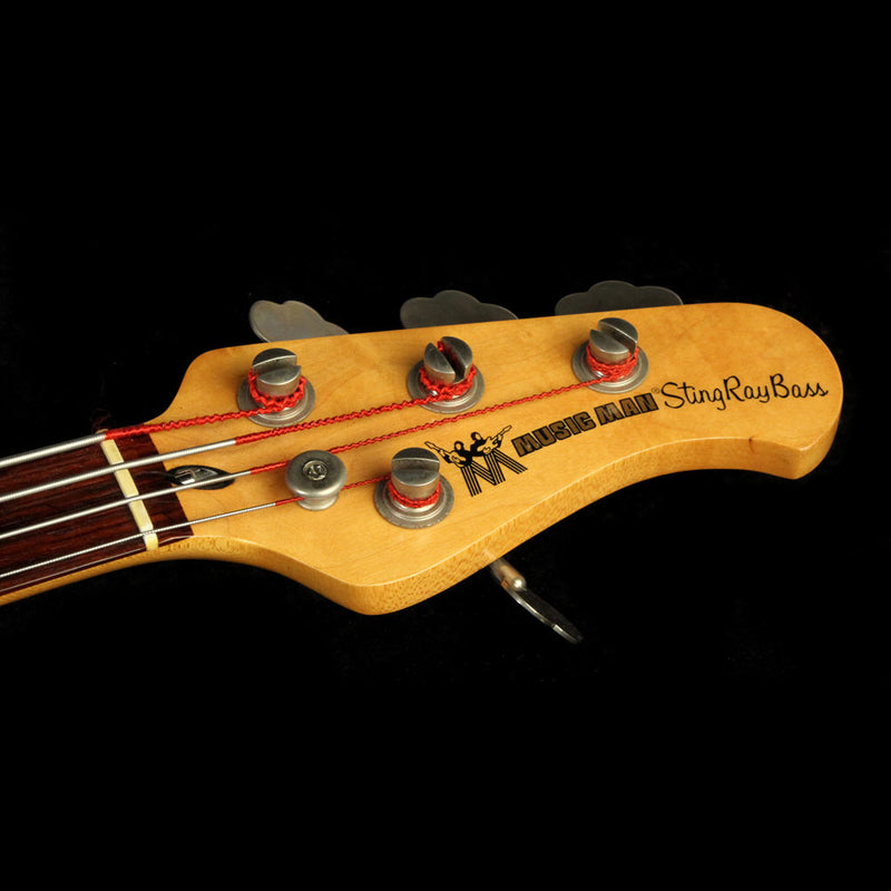 Used 1979 Music Man StingRay Fretless Electric Bass Guitar Sunburst