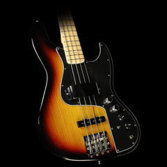 Used 2013 Fender Marcus Miller Signature Electric Jazz Bass Guitar Sunburst