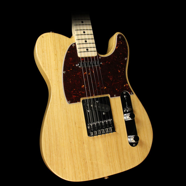 Used 2012 Fender Standard Telecaster Special Edition Ash Electric Guitar Natural MX12213550