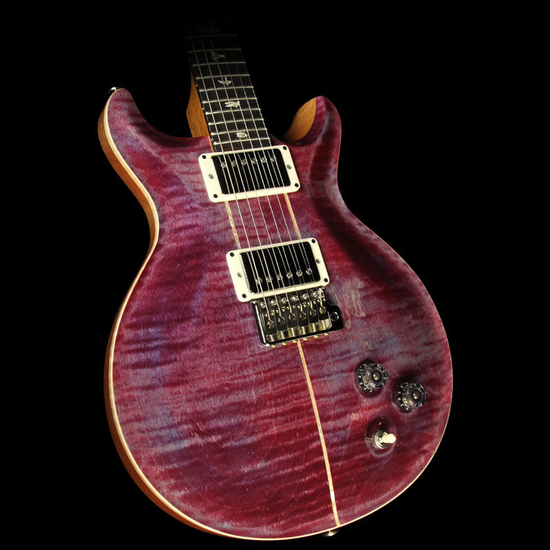 Used 2016 Paul Reed Smith Santana Electric Guitar Amethyst 231495