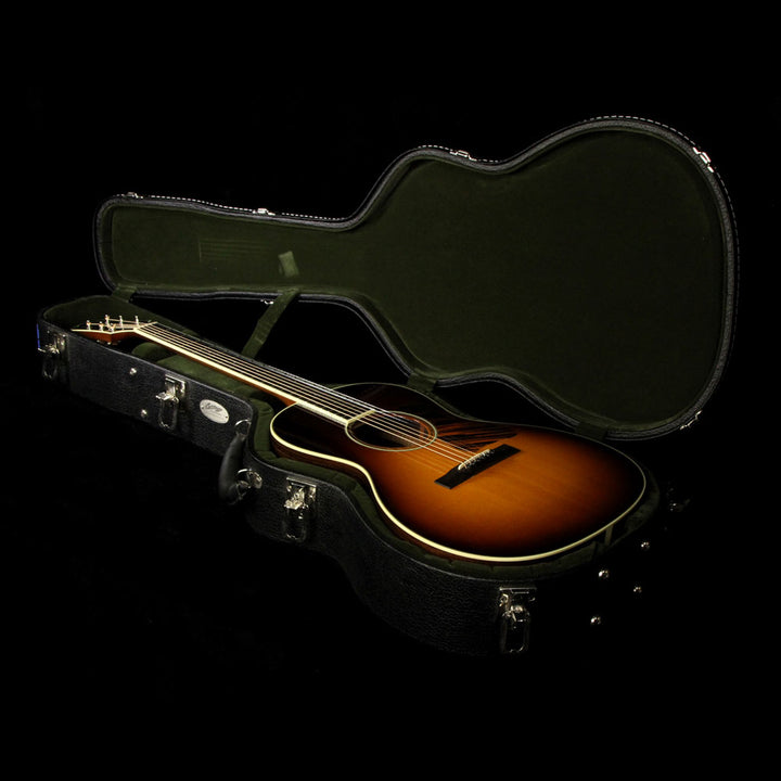 used collings c10 deluxe acoustic guitar sunburst the music zoo. Black Bedroom Furniture Sets. Home Design Ideas