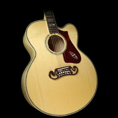 Gibson Montana Super 200 Acoustic/Electric Guitar Antique Natural