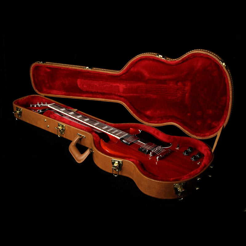 2017 Gibson SG Standard T Electric Guitar Heritage Cherry SGS17HCCH1