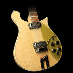 Used 2012 Rickenbacker 660/12 12-String Electric Guitar Mapleglo
