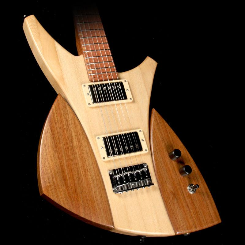 Murray Kuun African Dream Electric Guitar Natural #32187