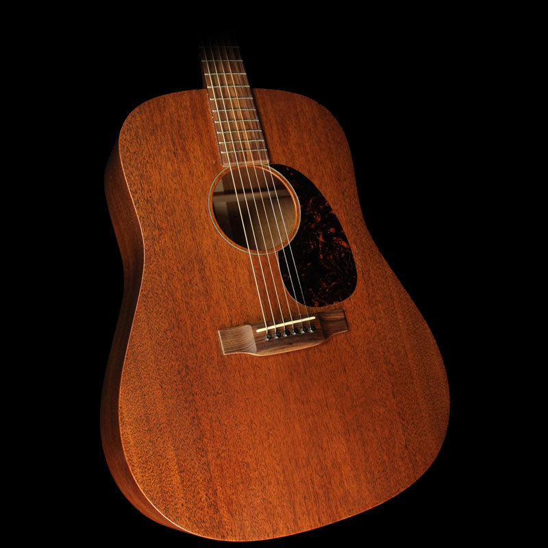 Used Martin D-15M Dreadnought Acoustic Guitar Natural 1786918