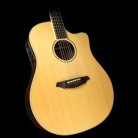 Used Breedlove Atlas Series Studio D250/SR Acoustic/Electric Guitar Natural