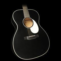 Martin Custom Shop 000-18 Mahogany Acoustic Guitar Black
