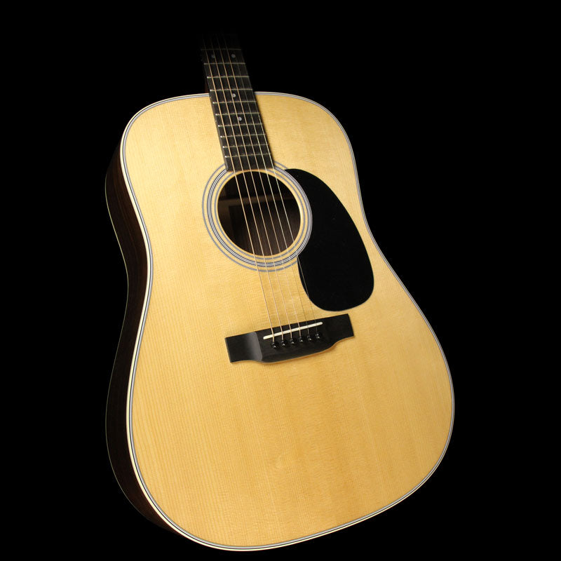 Martin Custom Shop D-28 East Indian Rosewood Acoustic Guitar Natural 2058793