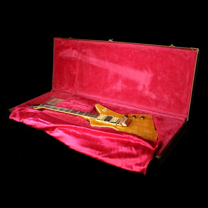 Used 1985 Ibanez Destroyer II Electric Guitar Refinished Natural D850250