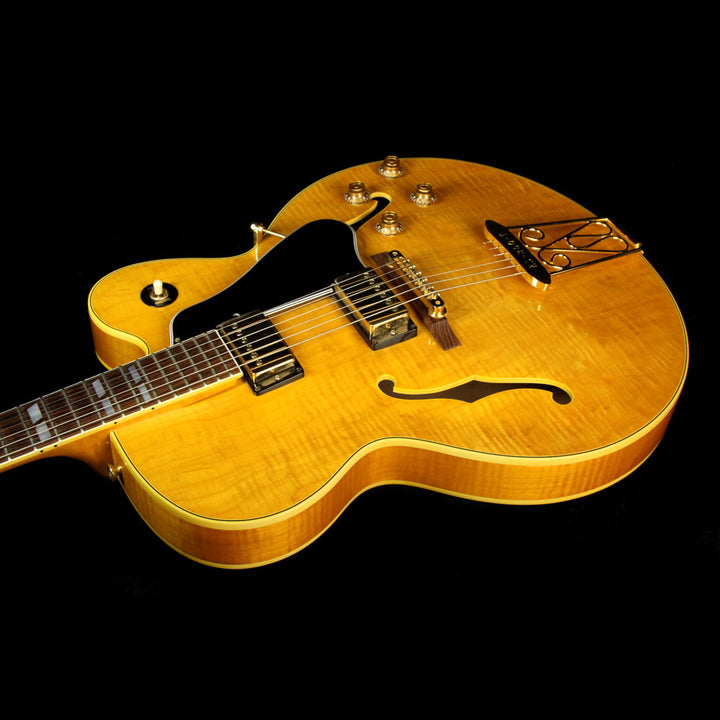 Used 1992 Gibson ES-350T Archtop Electric Guitar Natural 91602415