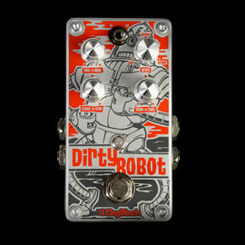 DigiTech DirtyRobot Stereo Mini-Synth Pedal Effect Pedal