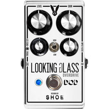 Digitech Looking Glass Overdrive Effect Pedal