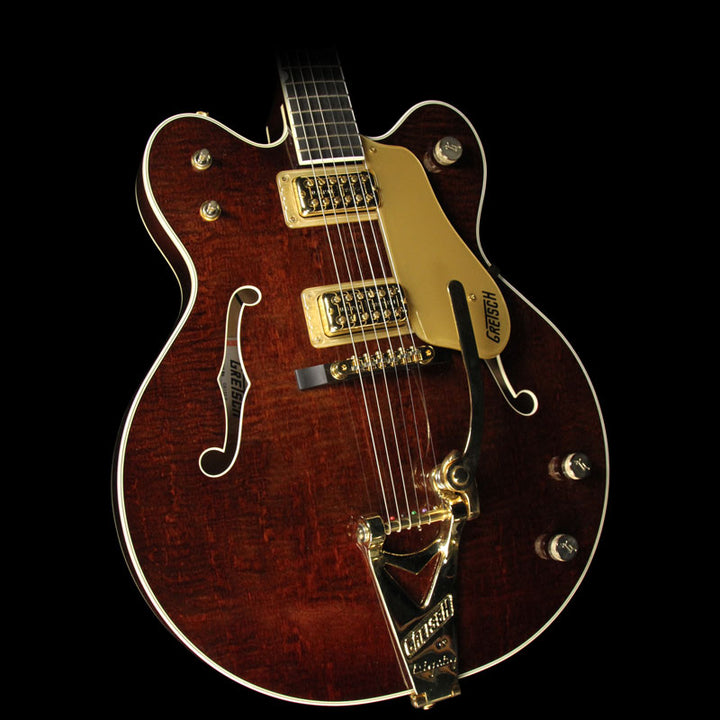 Used 2012 Gretsch G6122II Chet Atkins Country Gentleman Electric Guitar Walnut Stain JT12010413